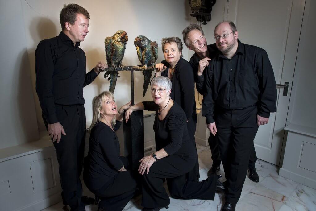 Cabaretgroep Flexwerk uit Groningen