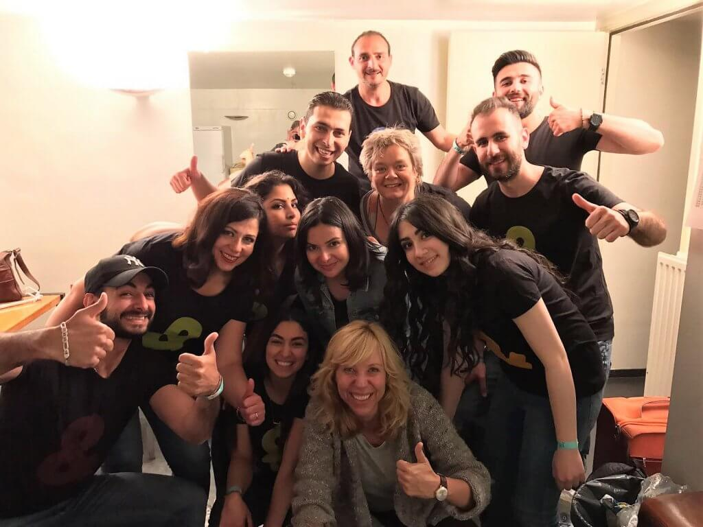 New Life Choir - Paradiso met Claudia de Breij