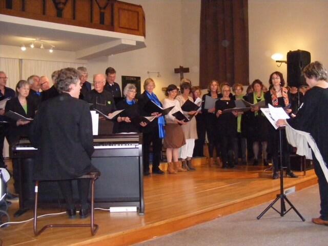 Workshop zingen Cobien Nieuwpoort